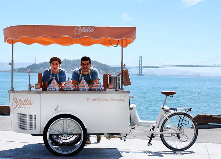 SF new ice cream coletta cruiser LIST