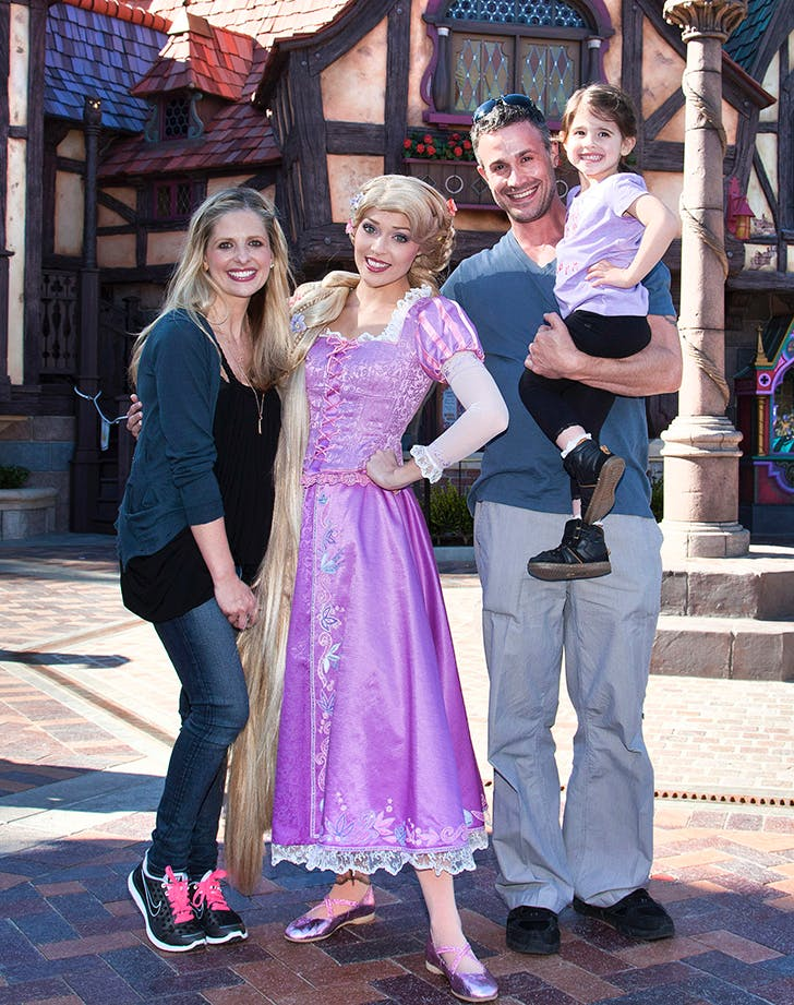 Sarah Michelle Gellar Dreams Come true at Disney