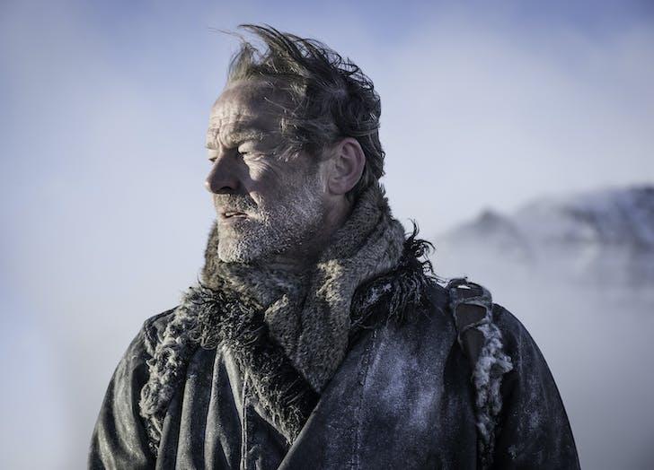 Ser Jorah Mormont Game of Thrones Season Seven Episode 6