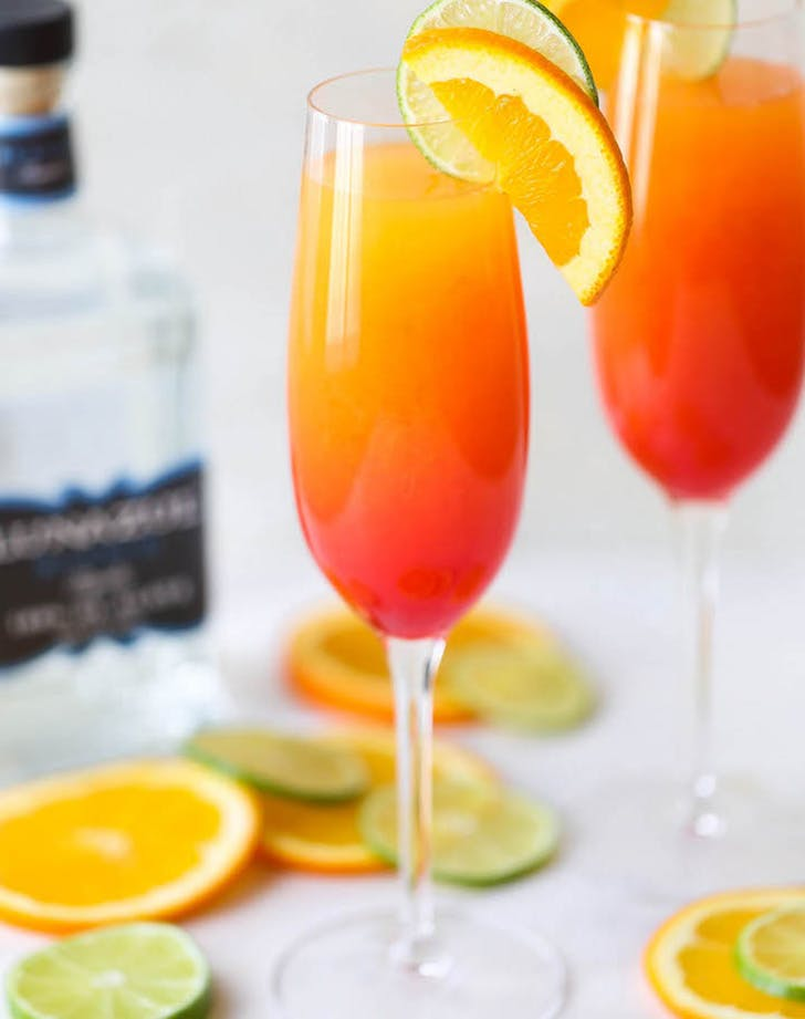 21 Mimosa Recipes to Upgrade Your Weekend Brunch