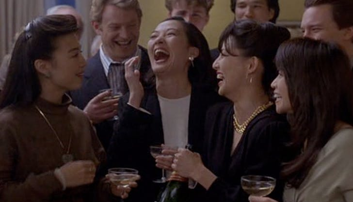 The Joy Luck Club Motherhood Movies