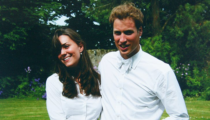 William and Kate Fairytale Love Story Graduation