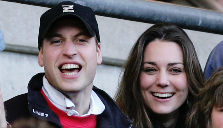 William and Kate Fairytale Love Story Meet Cute
