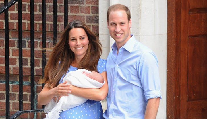 William and Kate Fairytale Love Story Prince George