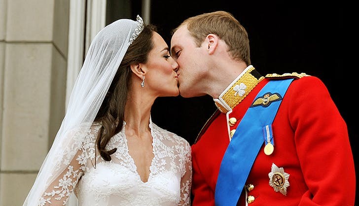 William and Kate Fairytale Love Story Wedding