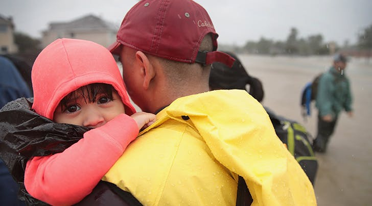 Here Are 3 Great Ways to Help Kids Affected by Hurricane Harvey