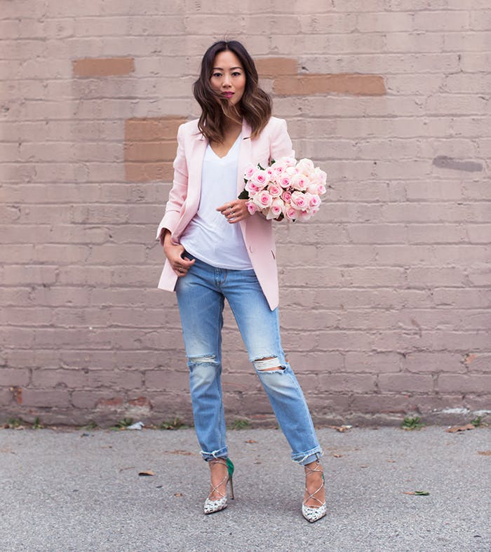 song of style boyfriend jeans
