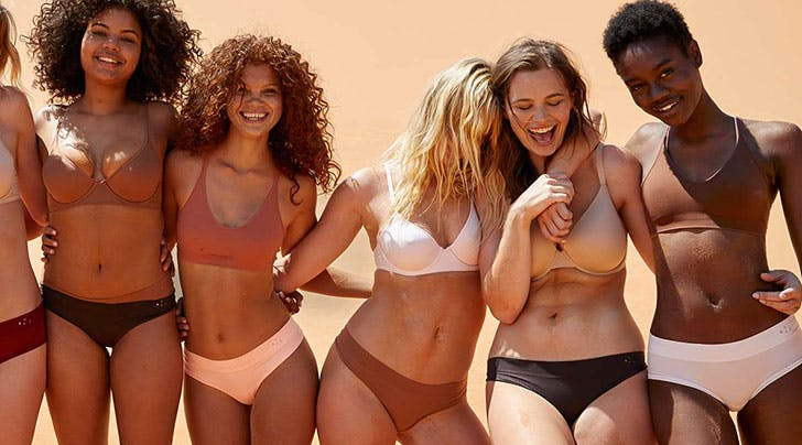 Right On: Aerie Just Added a Bunch of Shades to Its 'Nude' Lingerie Line