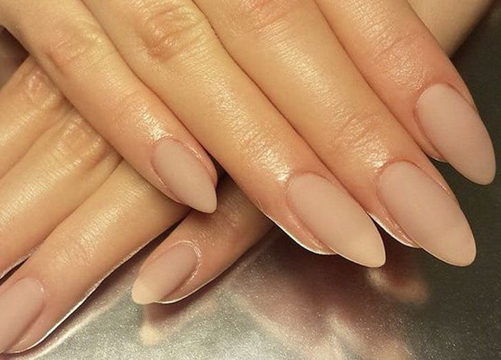 8 Matte Nail Trends That Look Incredible - PureWow