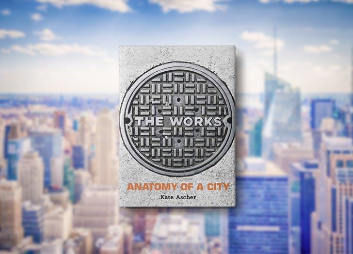 anatomy of a city book LIST