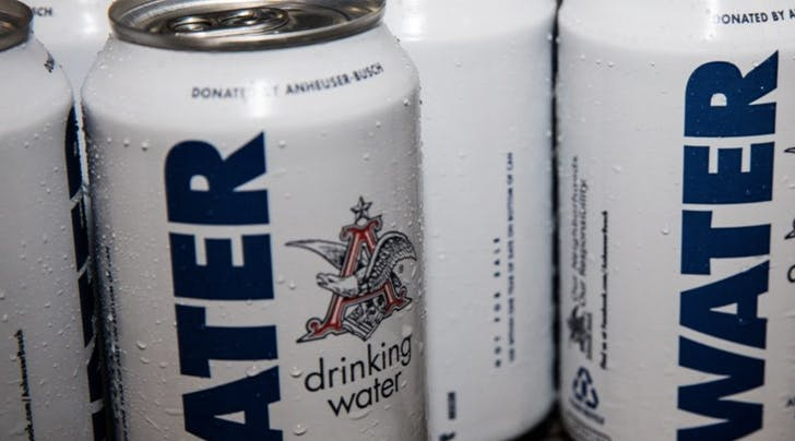 This Beer Company Is Halting Production and Sending Water to Victims of Hurricane Harvey