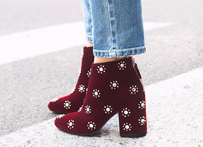 ankle boots NY 400