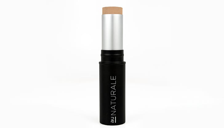 au naturale foundation all natural beautysensistive skin