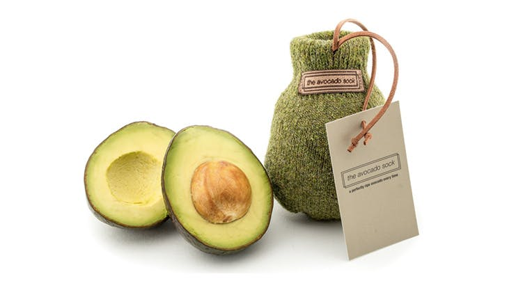 This Wool Sock Will Ripen Your Avocado in 24 Hours or Less