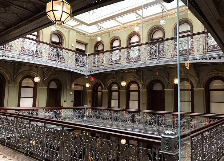 beekman hotel NY
