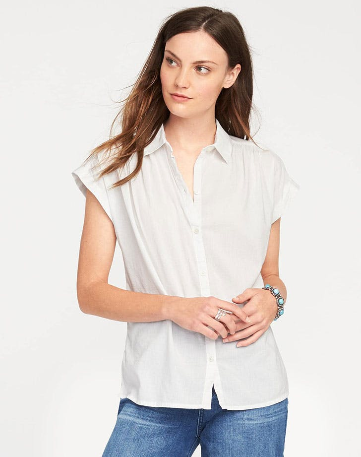 best things at old navy short sleeve button down