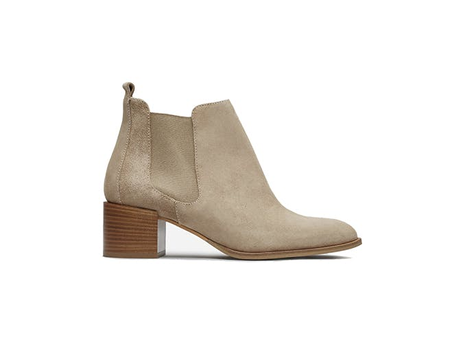 block heel bootie for fall 1