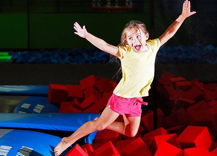 bounce trampoline NY