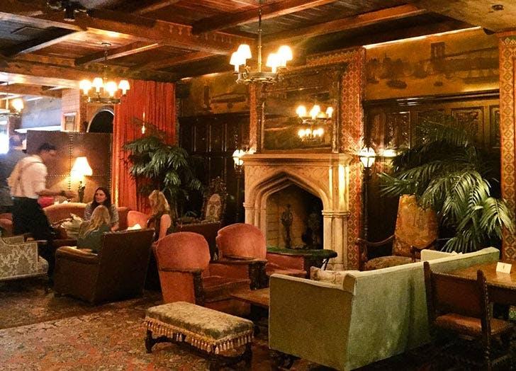 bowery hotel martinis NY