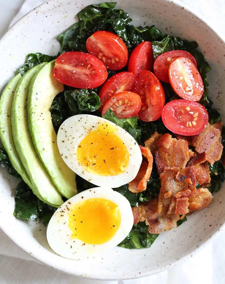 breakfast blt salad 921