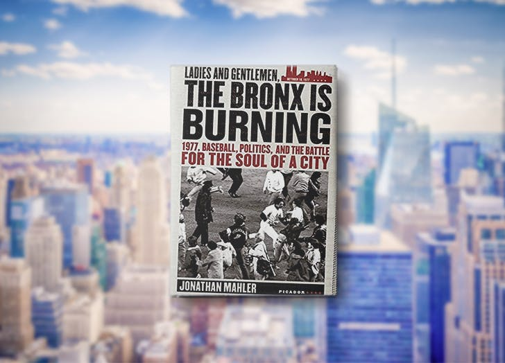 bronx is burning book LIST