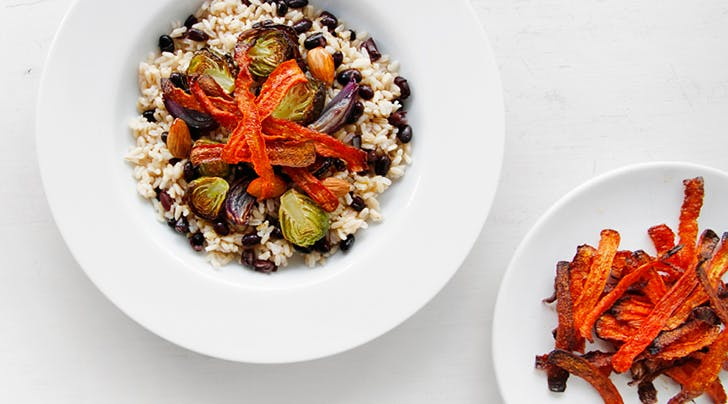 Carrot Bacon Is the Vegan Side Dish of Your Dreams