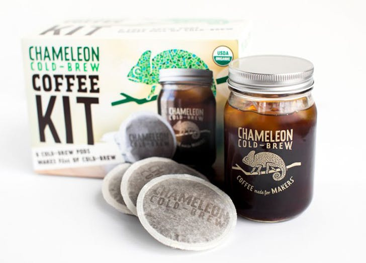 chameleon cold brew coffee pods 524