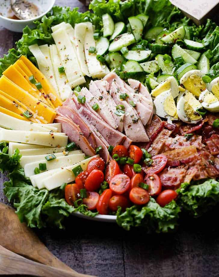 chef salad 921