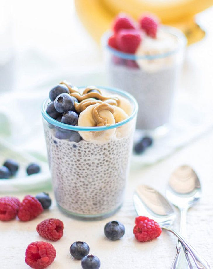 chia breakfast pudding 921