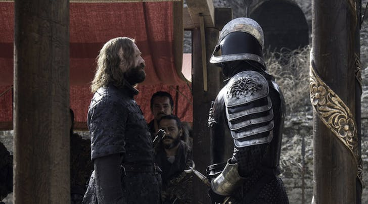 Calling All Throners: 'Cleganebowl Is Definitely Happening, but Not How Youd Expect