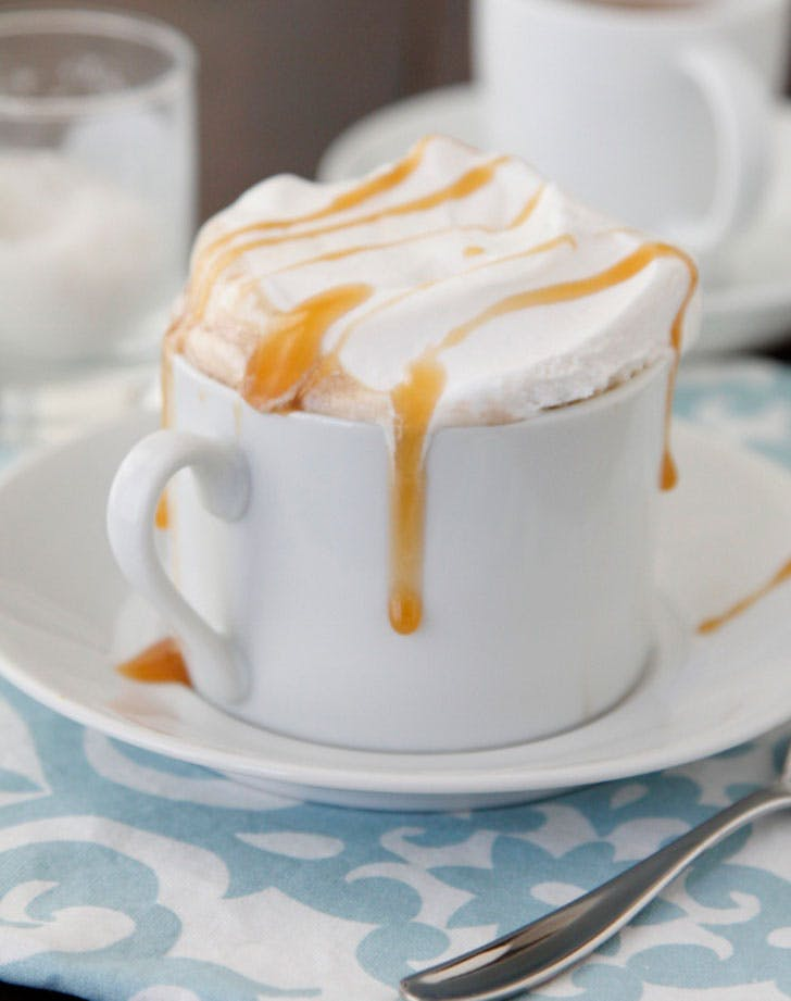 coffee cocktails caramel mocha
