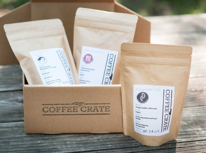 coffee crate subscription boxes