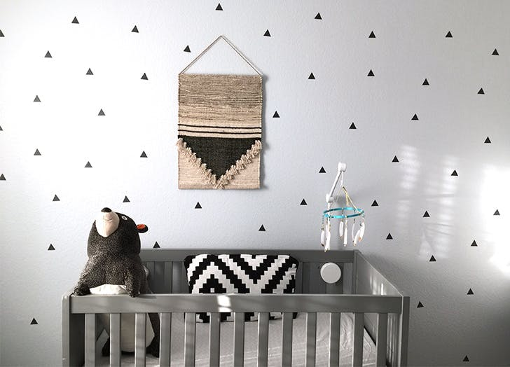 cradle cap nursery