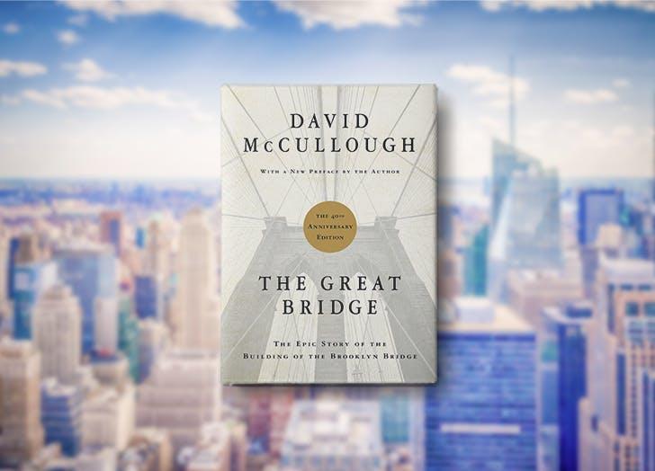 david mccullough the great bridge book LIST