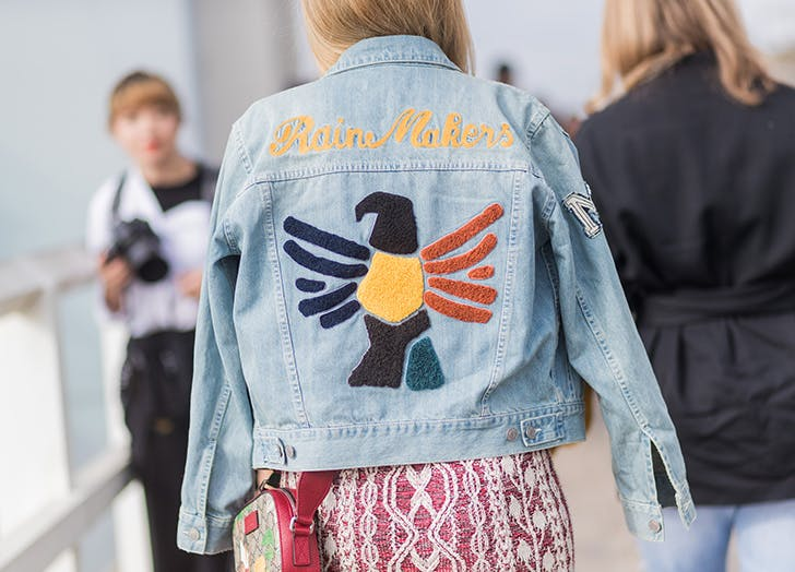 denim Trends jacket