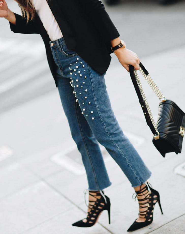 denim Trends pearl