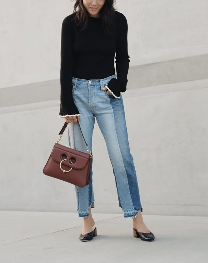 denim trends seams