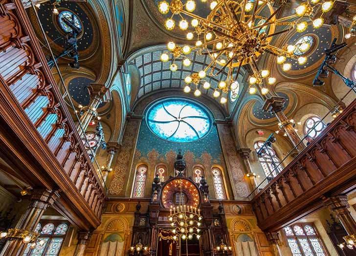 eldridge street synagogue NY