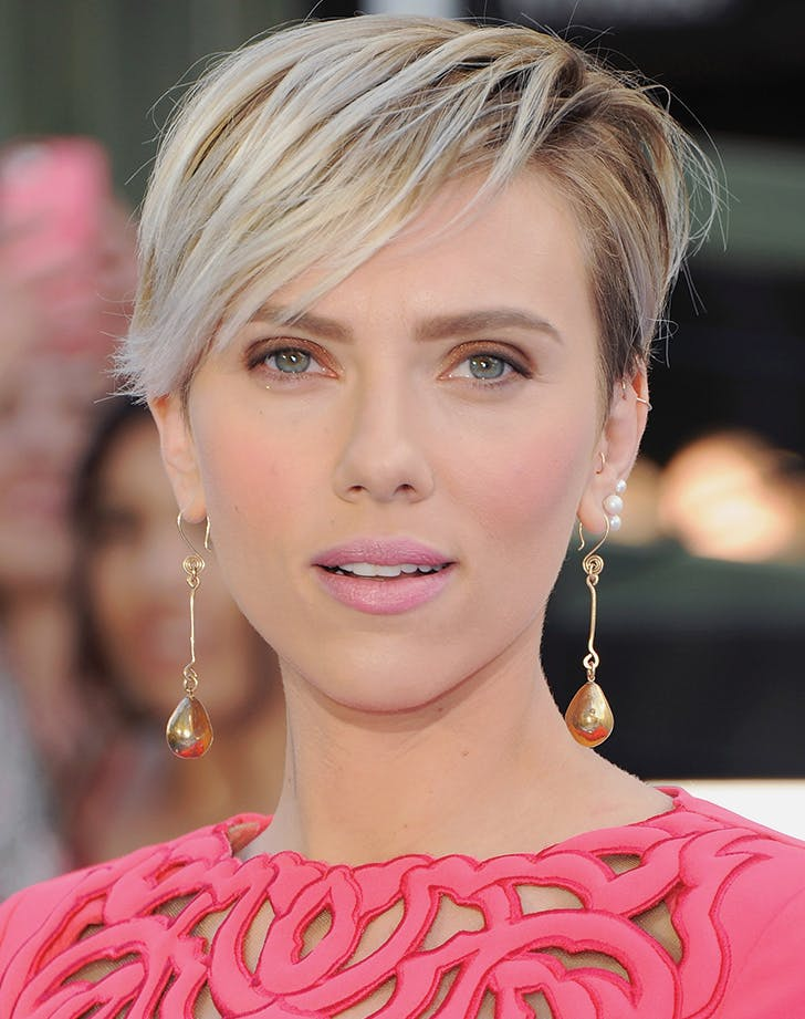 eyeshadow scarjo