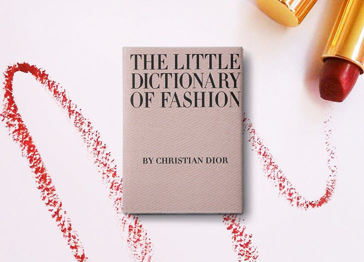 fashion books dior