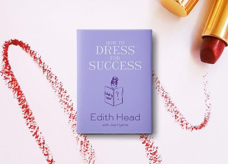 fashion books head