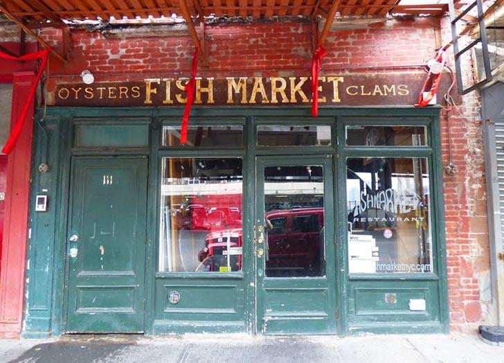 fishmarket NY