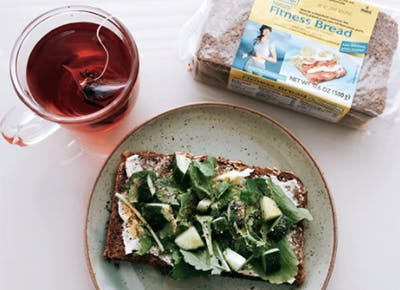 fitness bread 290