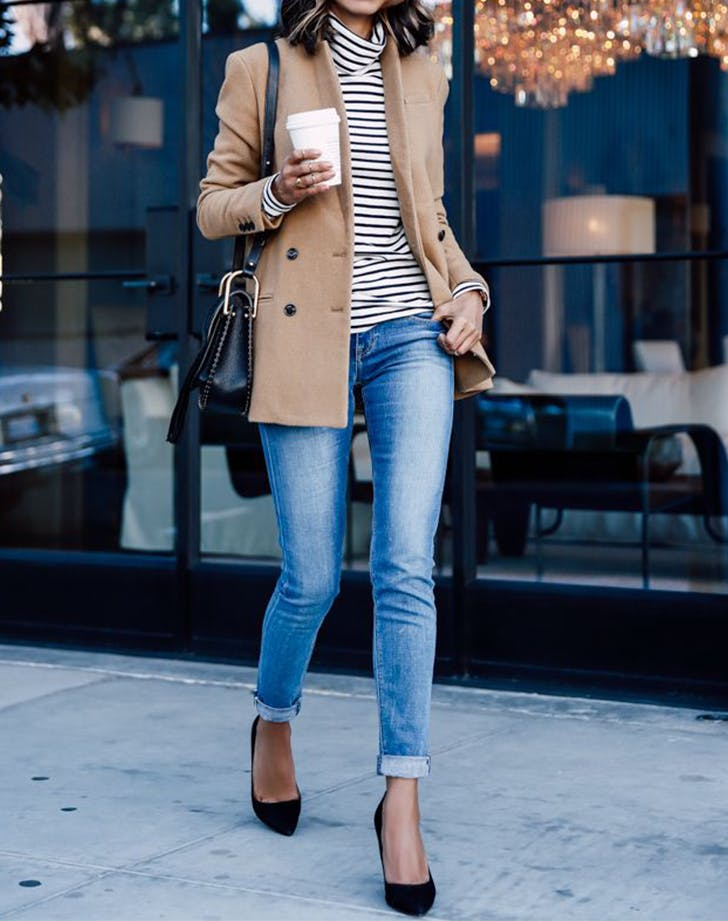 flattering outfits for fall 2
