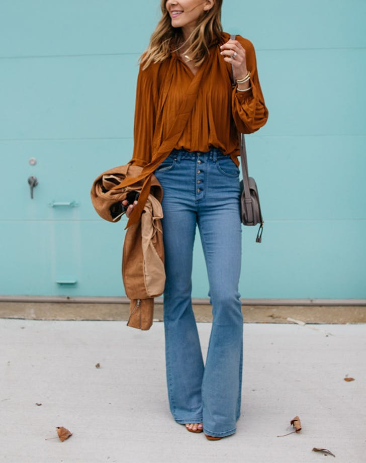 flattering outfits for fall 4