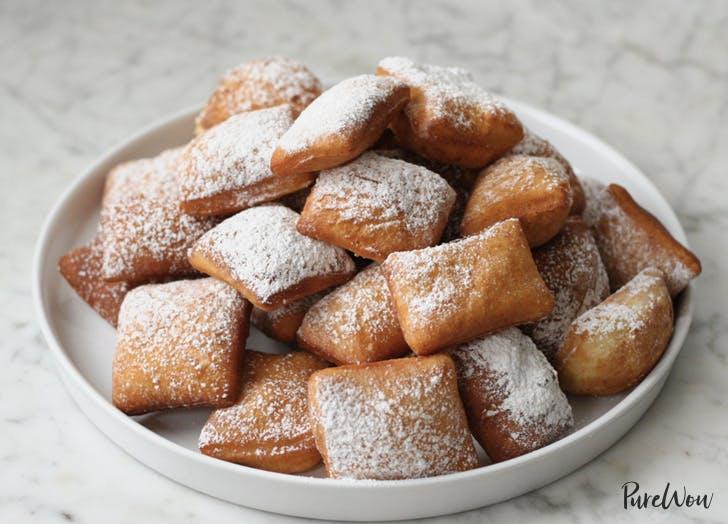 french desserts beignets