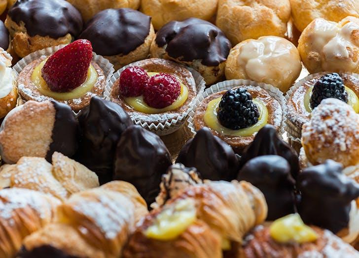 french desserts petit
