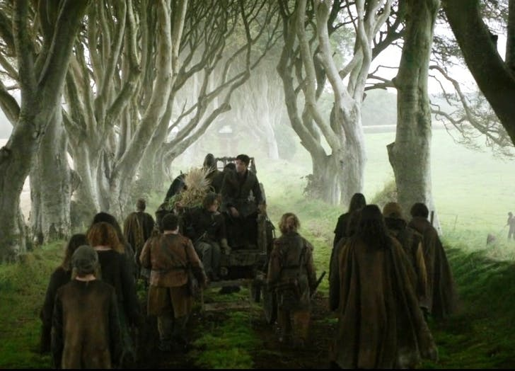 game of thrones dark hedges1