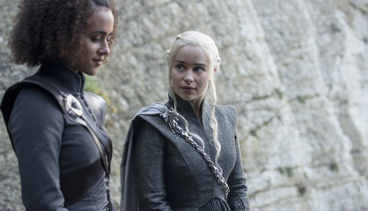 game of thrones season 7 episode Missandei