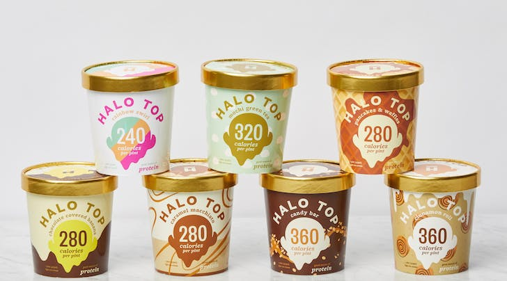 Halo Top Just Released 7 New Low-Cal Flavors (Including Pancakes and Waffles)